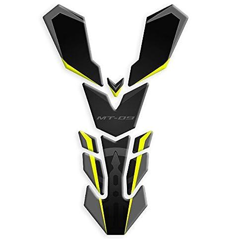 Prot/ège-r/éservoir Yamaha GP-531 noir Adh/ésif de r/éservoir pour YAMAHA MT-09
