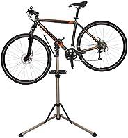 Bike Repair Stands, Adjustable & Foldable Bicycle Maintenance Rack Workstand with Storage Bag, Home Mechan