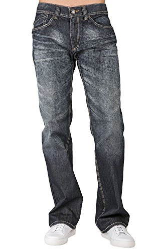Low Rise Premium Bootcut Jeans - 9