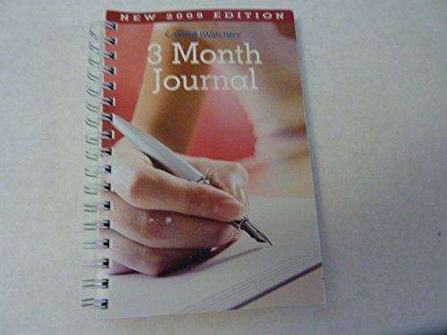 weight-watchers-2009-3-month-journal-by-weight-watchers