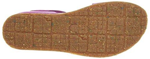 Art 1260 Mojave Mykonos, Women's Open Toe Platform Sandals Pink (Magenta Magenta)