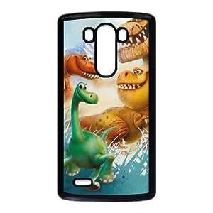 LG G3 cell phone cases Black Good Dinosaur fashion phone cases GFL2855577