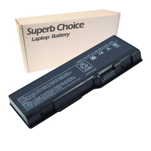 Superb Choice 9-Cell Battery for Dell XPS M170 M1710; Dell Precision M90, M6300, PN: U4873 C5446 C5447 XP115 F5127 F5126 D5551 - 0349 Li Ion Battery