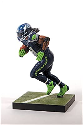 McFarlane Toys NFL Seattle Seahawks Sports Picks Series 35 Marshawn Lynch Exclusive Action Figure