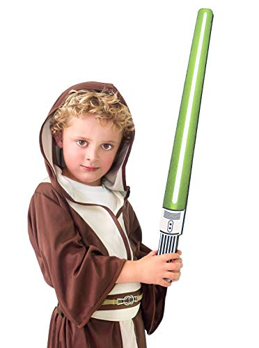 Little Adventures Galactic Warrior Hooded Robe with Belt (Galactic Hero (Brown), Medium Age 3-5) - http://coolthings.us