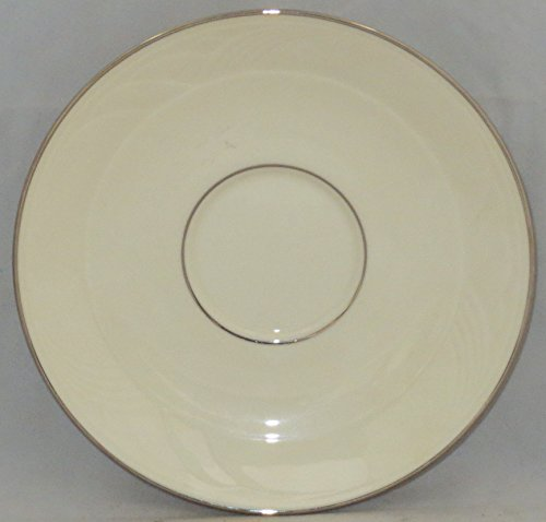 Lenox Sand Dune Platinum Saucer for Footed Cup (Lenox Sand)