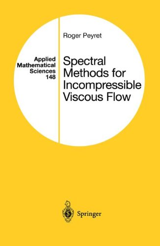 Spectral Methods for Incompressible Viscous Flow (Applied Mathematical Sciences)