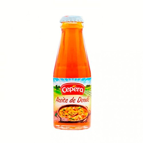 Cepera Plam Oil Aceite de Dende Net.Wt 3.4 oz