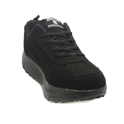 De 36 Noir Pour Femme Boston Tailles Chaussures 41 Athletics chaussures À Forme Trim roller Noir U0nqx6wP