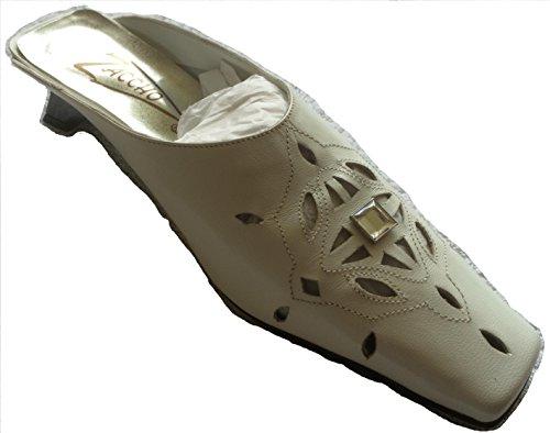 ZACCHO , Sandales pour femme Beige beige