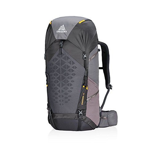 Gregory Mountain Products Paragon 48 Liter Men's Backpack, Sunset Grey, - Grey Gregory