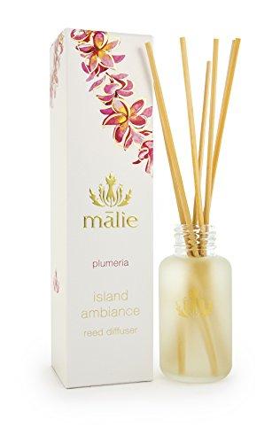 Malie Jasmine Perfume (Malie Island Ambiance Reed Diffuser - Travel -)