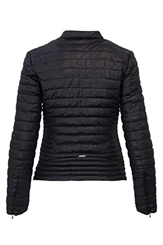 Spolverino Women's Guess Vona Bomber Jacket Black f7nxqwT0
