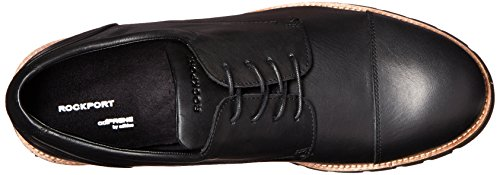 Rockport Mens Channer Oxford Svart