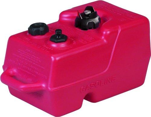 MOELLER EPA/CARB COMPLIANT PORTABLE FUEL TANKS-Ultra3; 3 Gal, 9 W x 17 L x 10 H w/Cap -  Moeller Manufacturing, 3004.2302