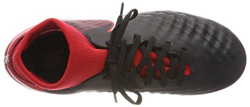 zwart rood Fg Magista universiteit en zwart II Onda wit Df Kids voetbalschoenen 061 'Jr Nike Bxqnz11