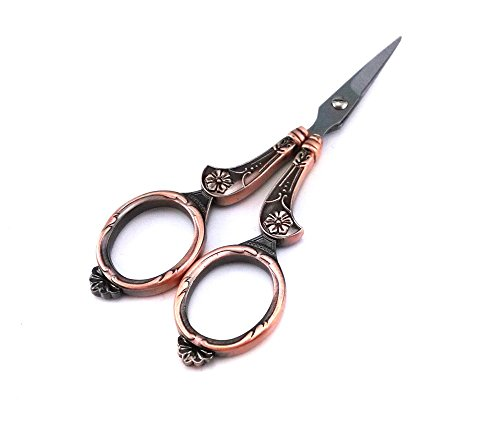 yueton European Needlework Embroidery Scissors