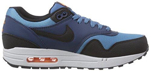 Escadrille Noir Bleu Nike Loup Chaussures Max Stratus de Bleu Homme Bleu Gris Running Air 1 Noir Essential Gris zZBqw