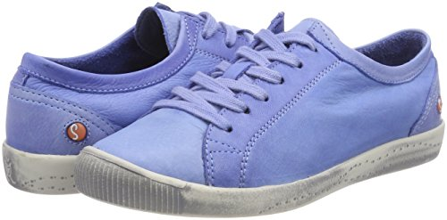 Blau Women''s 562 Softinos Isla Trainers Washed Blue lavender wIwUqvd