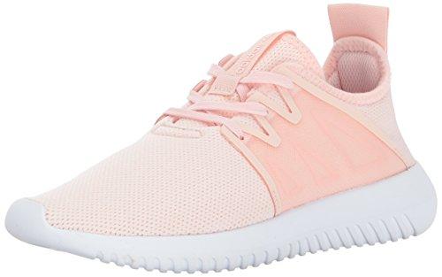 adidas Originals Women's Tubular VIRAL2 W Running Shoe, Ice Pink/White, 10 Medium US