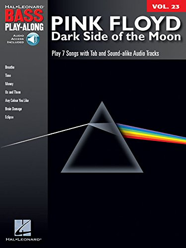 Dark side of the Moon, Vol. 23 (Book & Audio CD)