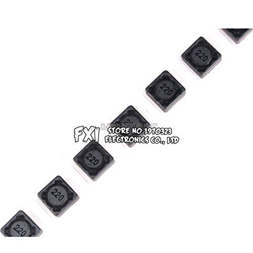 SRR4028-220Y Inductor Power Shielded Wirewound 22uH 30/% 100KHz 8.26Q-Factor Ferrite 930mA 185mOhm DCR T//R 50 Items