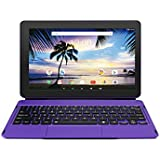 RCA 12.2 Pro12 32G Android 6.0 with Folio Keyboard Full HD IPS Touch Display (1920 x 1200 resolution) (PURPLE)