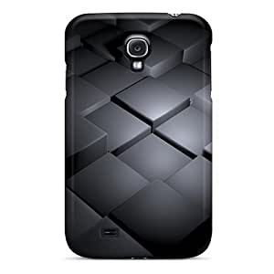 Galaxy Case - Tpu Case Protective For Galaxy S4- Blackbox