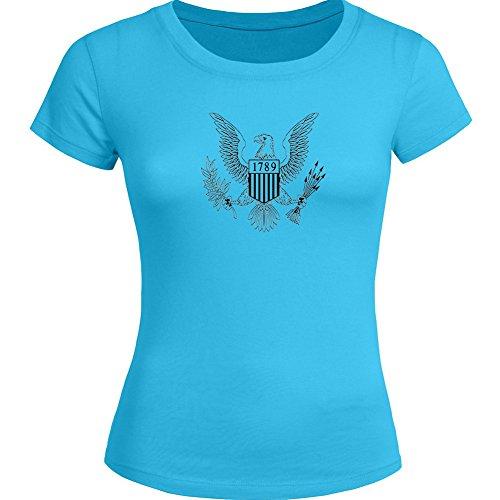 American Eagle Womens Printed Sleeve