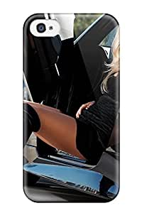 SDrUzUM2379BkPFB Jeremy Myron Cervantes Sexy Lady, Hot Car Durable Iphone 4/4s Tpu Flexible Soft Case