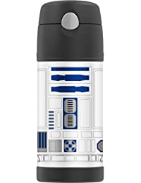 2016 Star Wars R2D2 Thermos 12 oz. Insulated 12 Hour Cold...