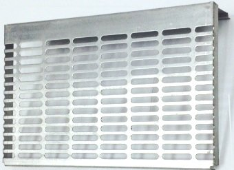Atwood 90002 Water Heater Grille Baggage Door