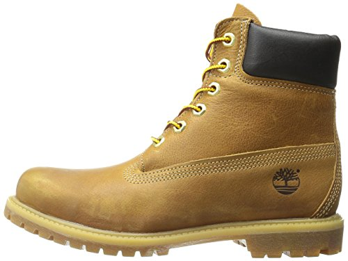 Timberland Premium Gold Chaussures Leather Rub W Boot 6