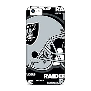 Durable Defender Case For Iphone 6 4.7'' Tpu Cover(oakland Raiders)