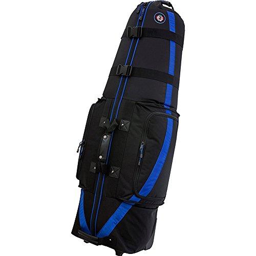 Golf Travel Bags GTB 2018 Medallion 6.0 Travel Covers Black/Blue