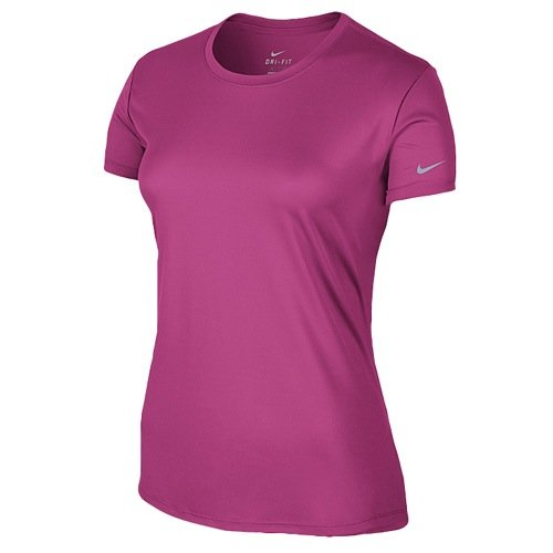 Nike Womens Challenger Short Sleeve T-shirt (SMALL)