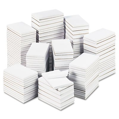 Great for the home or office?anywhere you need to jot down a note. - UNIVERSAL OFFICE PRODUCTS Bulk Scratch Pads, Unruled, 3 x 5, White, 180 100-She