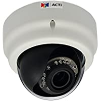 Acti E69 2MP 30fps Indoor Dome Camera with Night Vision