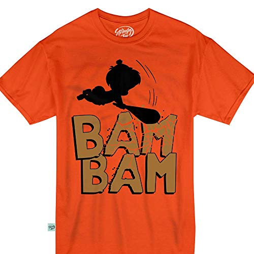 Springtee Bam Bam Costume Halloween Funny Family Matching Youth Kids Tshirt -