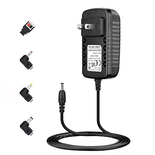 IBERLS Replacement Switching Power Supply 12V AC to DC Adapter for Seagate External Hard Drive SRD00F2, Backup Plus SRD0SD0, Central, FreeAgent GoFlex, FreeAgent Pushbutton GoFlex Desk Dockstar by IBERLS
