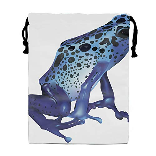 (Poison Frog Drawstring Pouches Candy Jewelry Party Wedding Favor Present Bags 15.75/11.8