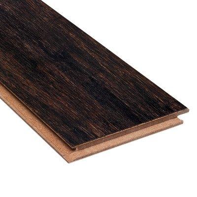 Espresso Cork Flooring - 2
