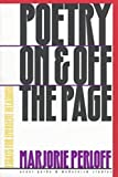 Poetry on and off the Page : Essays for Emergent Occasions, Marjorie Perloff, 0810115611