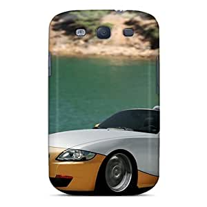 Faddish Phone Cars Ermac Bmw Z4 Case For Galaxy S3 / Perfect Case Cover