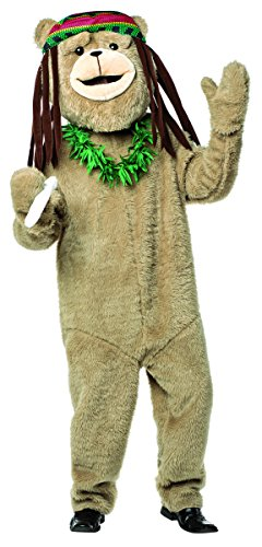 Rasta Imposta Men's Ted 2 Kit Rasta, Multi, One (Ted Costume For Halloween)