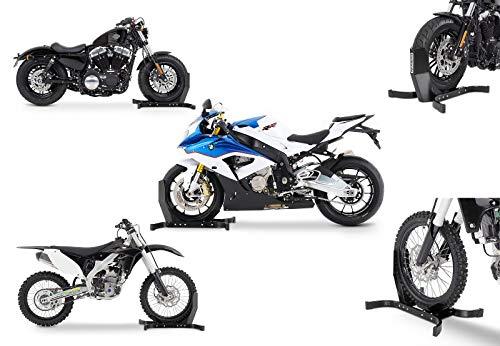 Motorradwippe mit Ratschen-Spanngurten Set f/ür KTM Freeride 250 F//R// 350 RC 125//390 ConStands Easy Plus