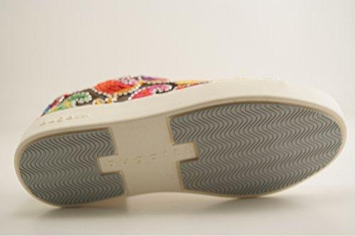 oro Bugatti multicolore oro da basse donna 421407055969 argento sneakers wxOnq41Uxg