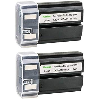 MICRO-USB CARGADOR para Nikon Coolpix 4300 5400 5000 4500