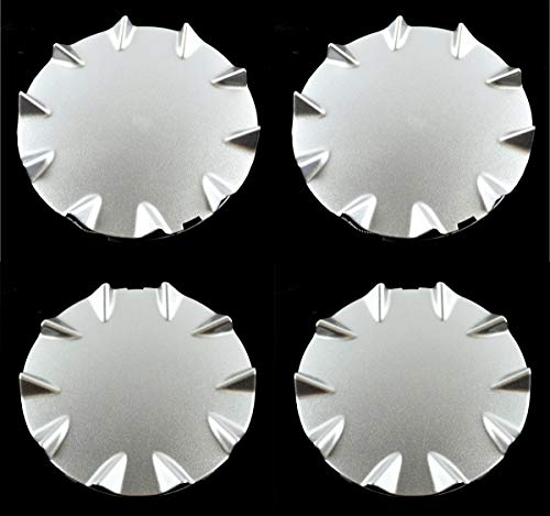- BB Auto Set of 4 New Aftermarket Silver Wheel Hub Center Caps Replacement for 2003-2006 Chevrolet SSR (19
