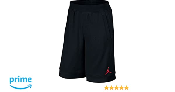 eef5f5fc09eaf8 NIKE Mens Jordan Fleece Shorts at Amazon Men s Clothing store